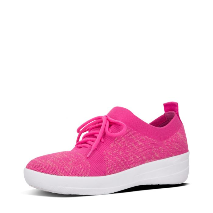 Image for F-Sporty magenta uberknit trainers