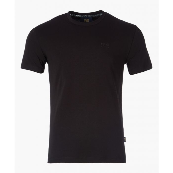 Image for Black basic T-shirt