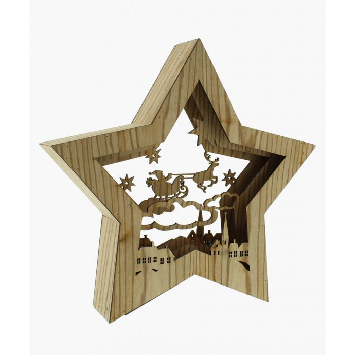 Image for Wooden Christmas star