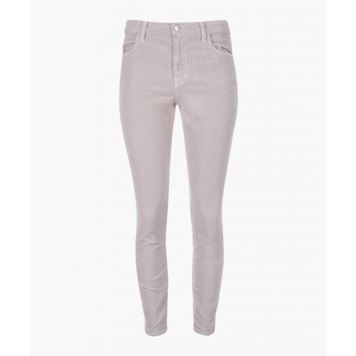 Image for Alana mars high-rise crop skinny jeans