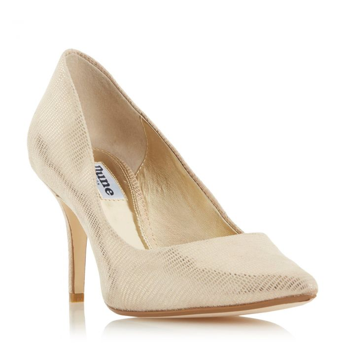 Image for Dune Ladies ALLINA Pointed Toe Court Shoe