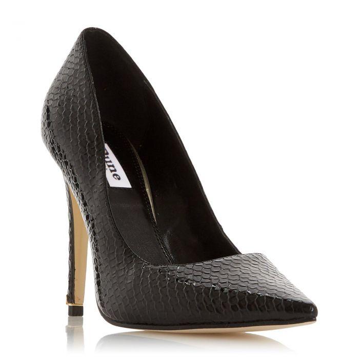 Image for Dune Ladies AMARETTO Pointed Toe Stiletto Heel Court Shoe