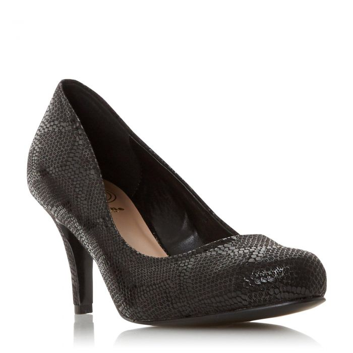 Image for Dune Ladies AMELIA Mid Heel Court Shoe