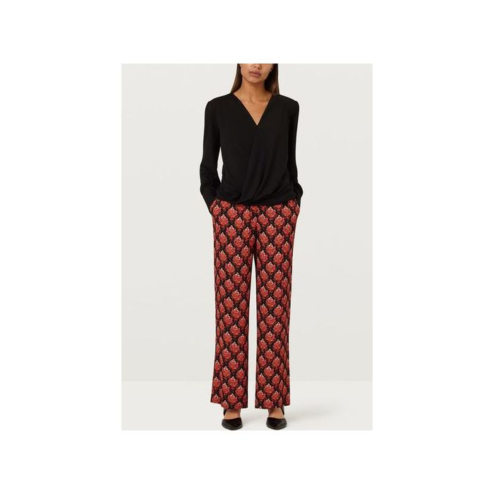 Image for Abelia Tapestry Tile Trousers - Multi