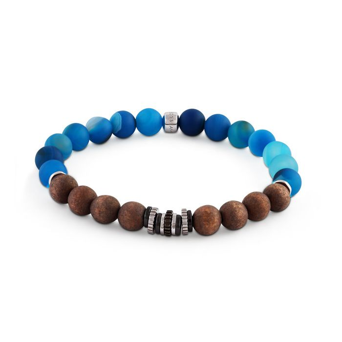 Image for Multi-coloured java frost bracelet
