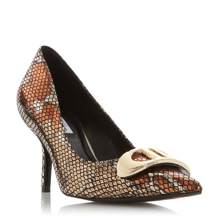 Image for Dune Ladies BRIONI 2 Signature Dune Hardware Pointed Court Shoe