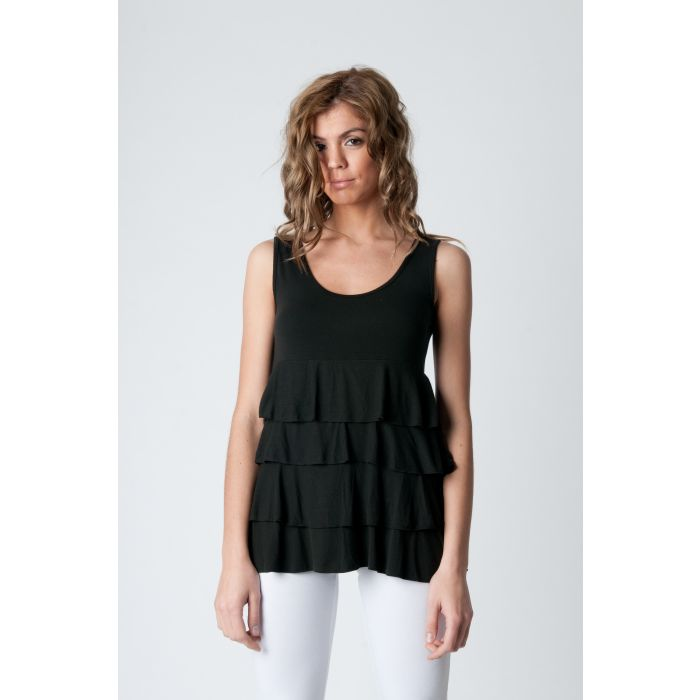 Image for Frill Tiered Top