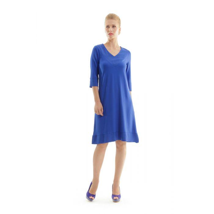 Image for A Line V Neck Dress