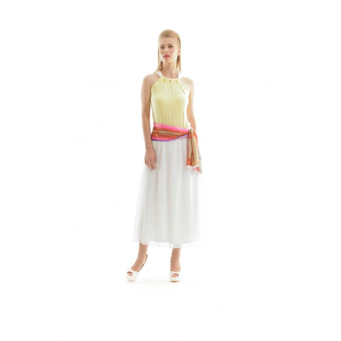 Image for Maxi Layer Skirt