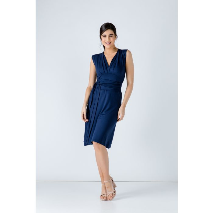 Image for Sleeveless Empire Line Dress
