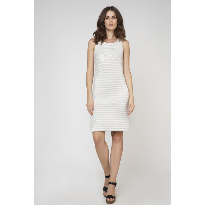 Image for Sleeveless Fitted Dress