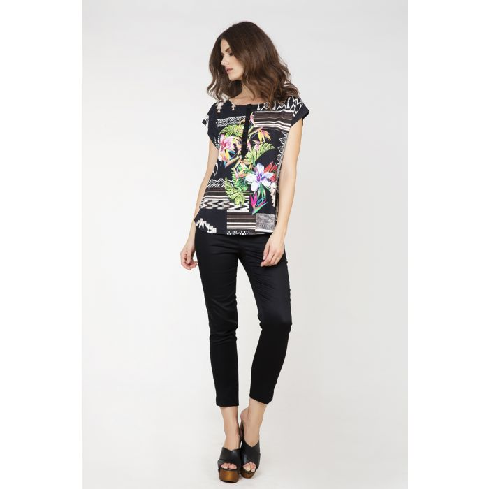 Image for Jungle Print Top