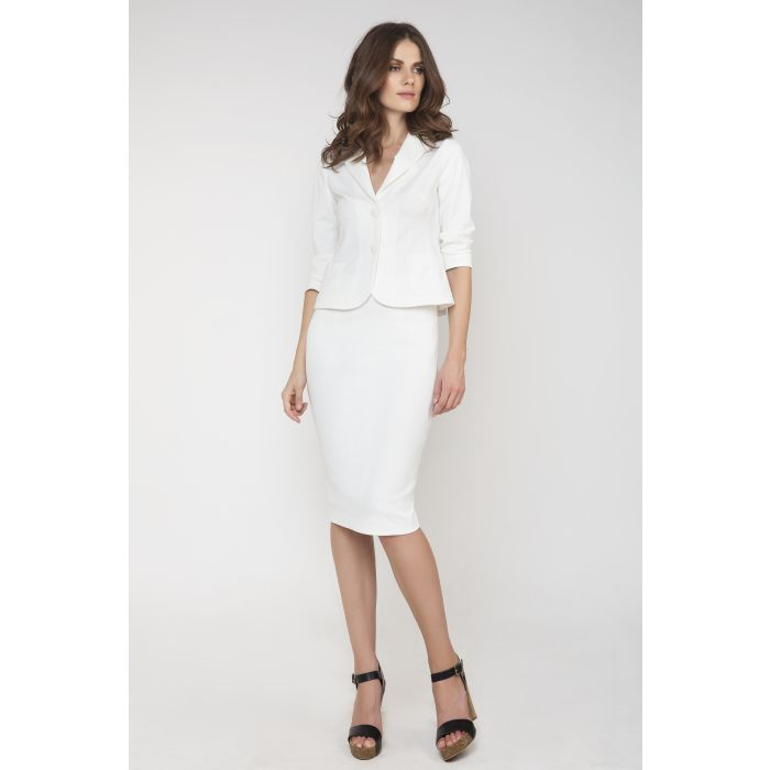 Image for Stretch Pencil Skirt