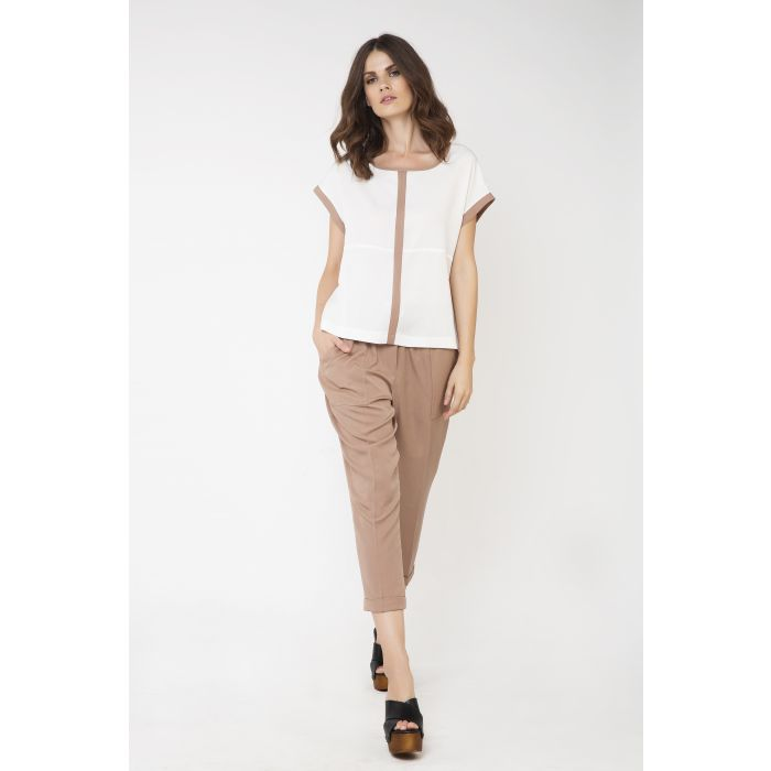 Image for Tie Detail Trousers