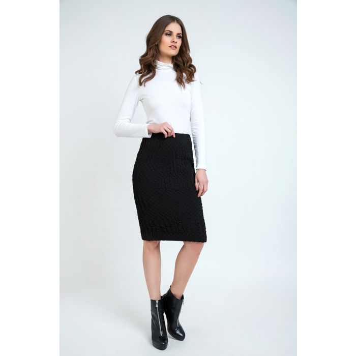 Image for Fitted Pencil Skirt