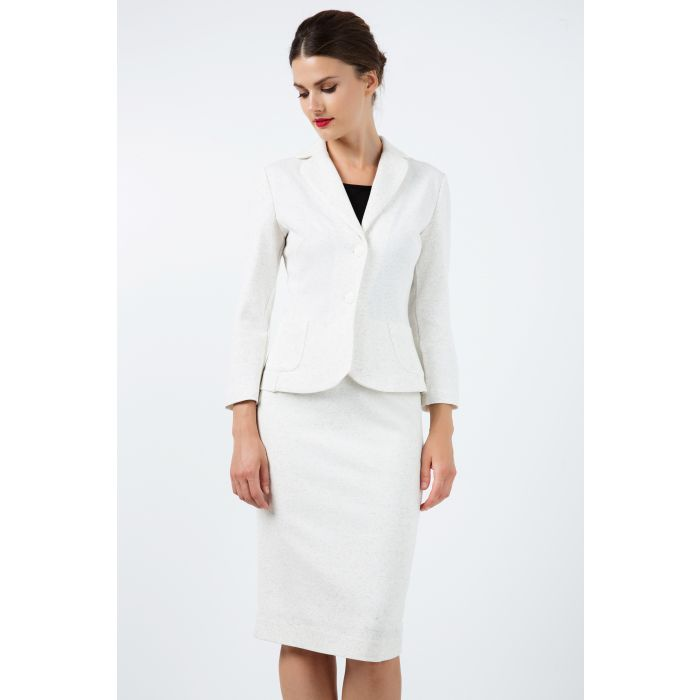 Image for Fitted Long Sleeve Jacket
