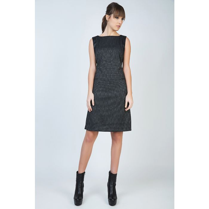 Image for Sleeveless A Line Dress