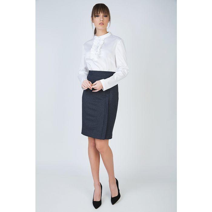 Image for Straight Envelope Style Skirt