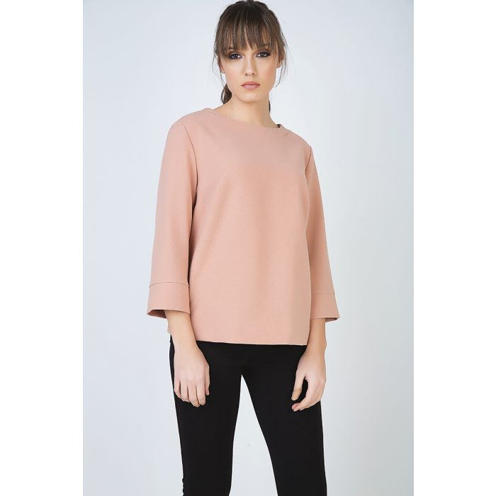 Image for Boat Neck Top