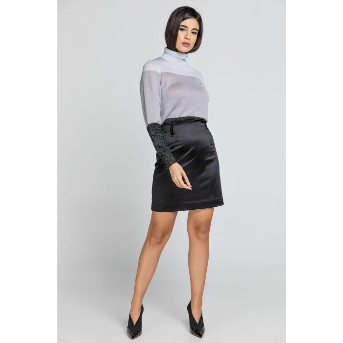 Image for Black Mini Skirt