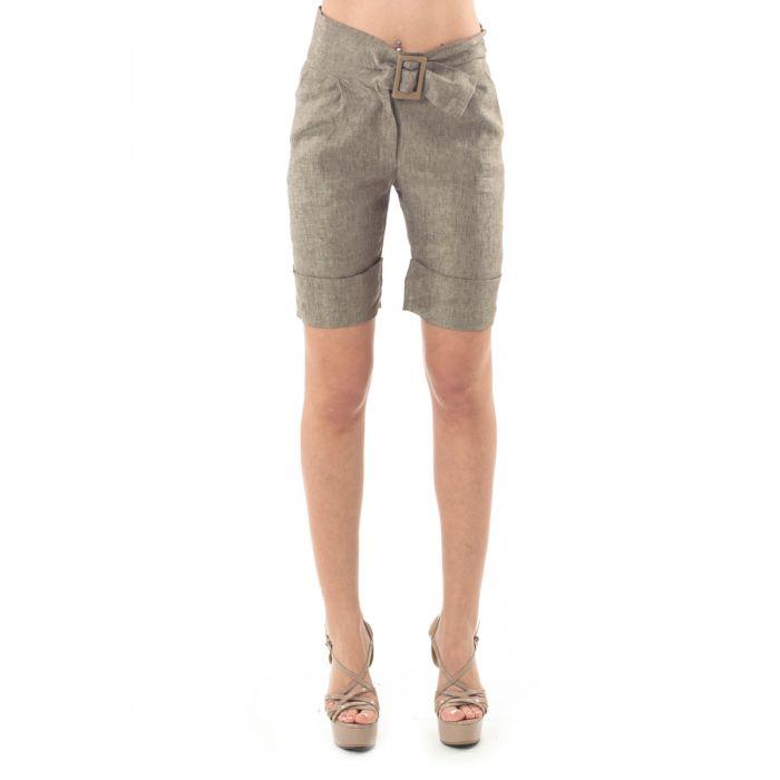 Image for Bermuda Cuffed Shorts khaki