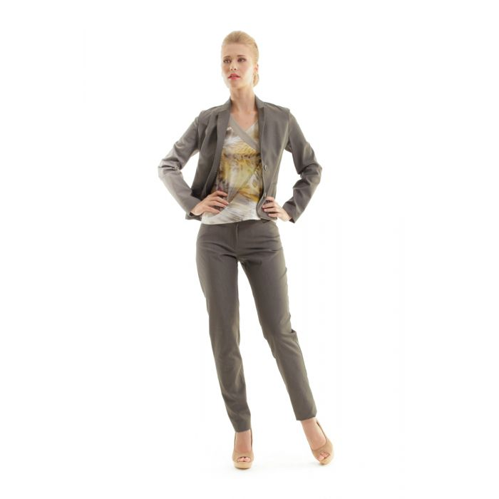 Image for Stretch Cotton Blend Jacket