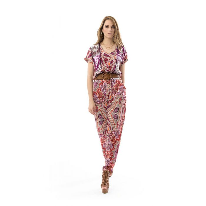 Image for Print Jumpsuit