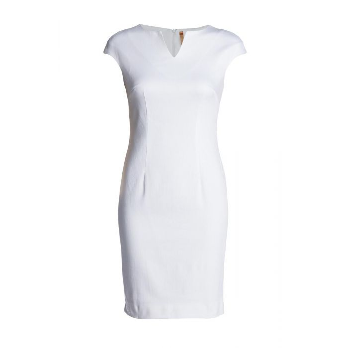 Image for White Sleeveless Dress
