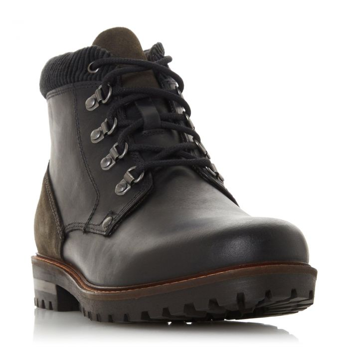 Image for Dune Mens CARCHER H Lace Up Worker Boot