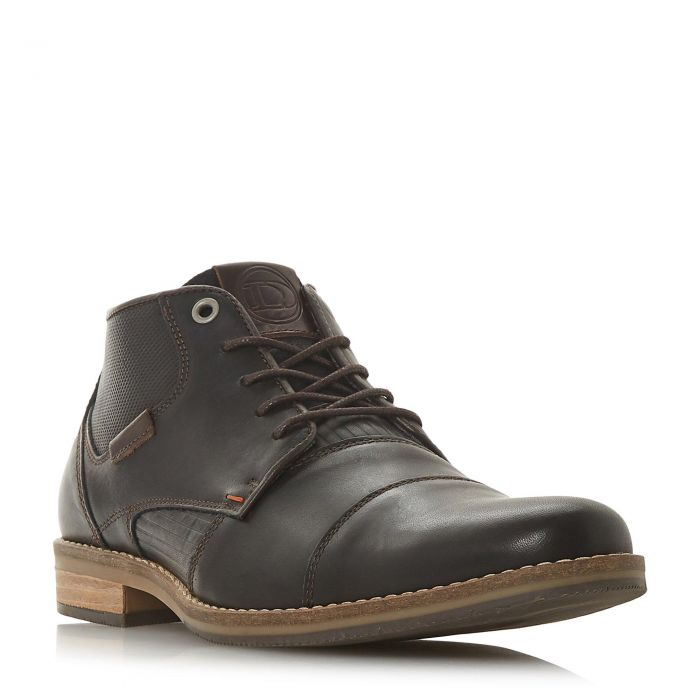 Image for Dune Mens CHIGWELL Lace Up Chukka Boot