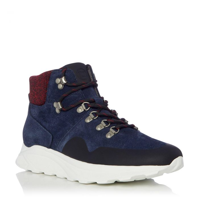 Image for Dune Mens COL Knit Collar Hiker Boot