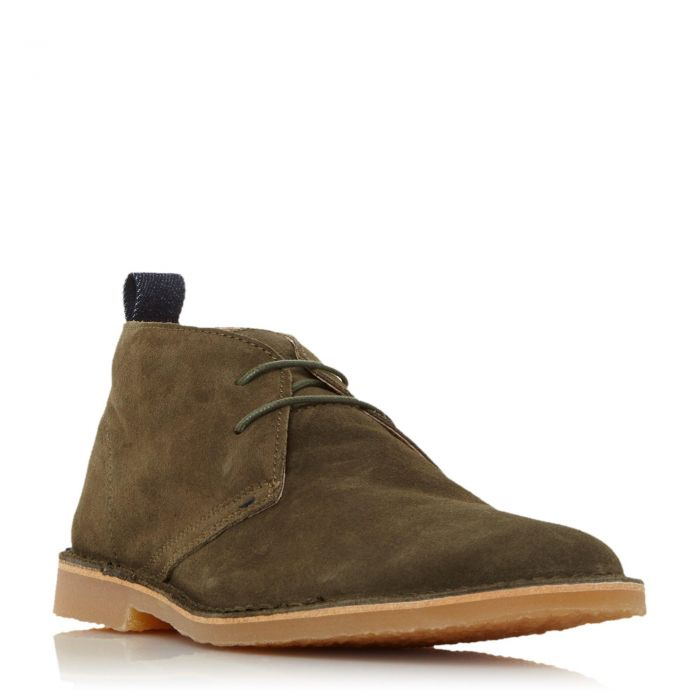 Image for Dune Mens CORO Suede Desert Boot