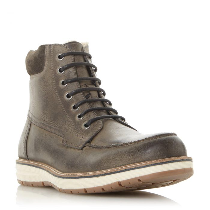 Image for Dune Mens CRONENBOURG H Laced Zip Boot