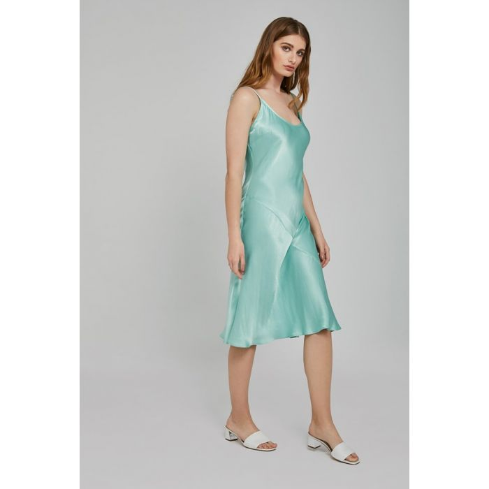 Image for Sherry Aqua Dress