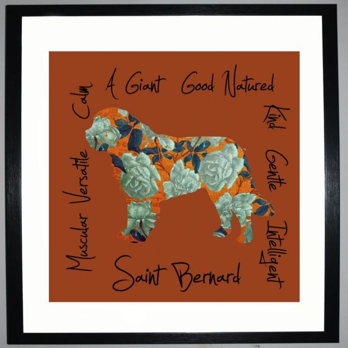 Image for Saint Bernard - Dog Trait