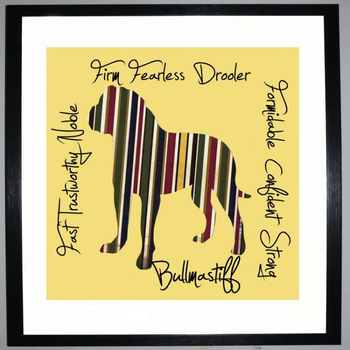 Image for Bullmastiff - Dog Trait