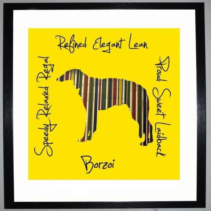 Image for Borzoi - Dog Trait