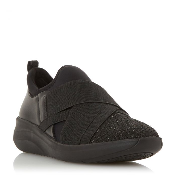 Image for Dune Ladies E ELEVATE Slip On Trainer