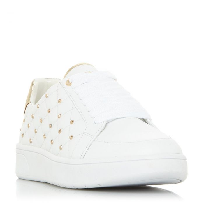 Image for Dune Ladies EMELEA Studded Trainer
