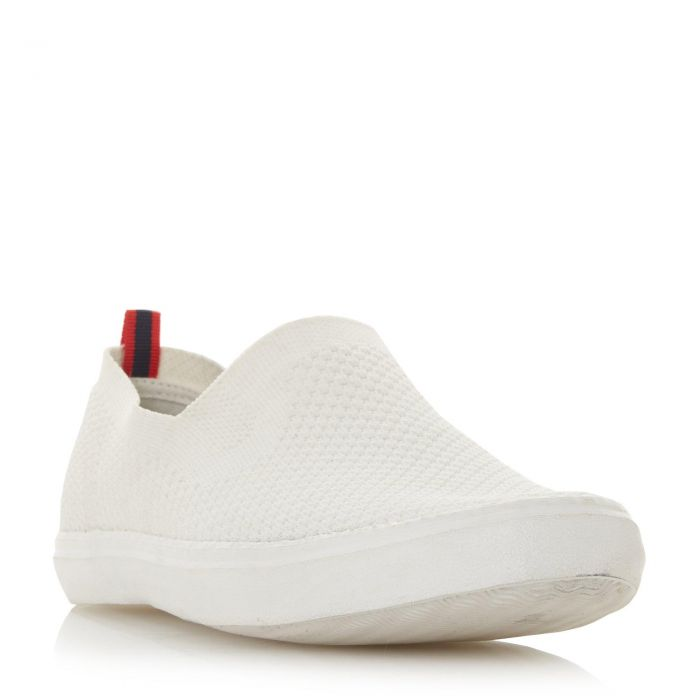 Image for Dune Mens FABREGAS Fly Knit Slip On Trainer
