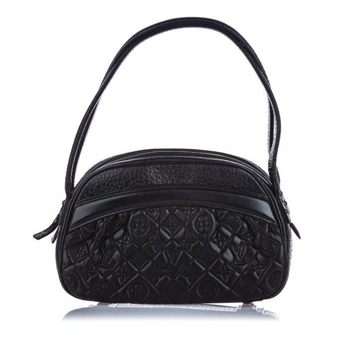 Image for Vintage Louis Vuitton Monogram Vienna Klara Black