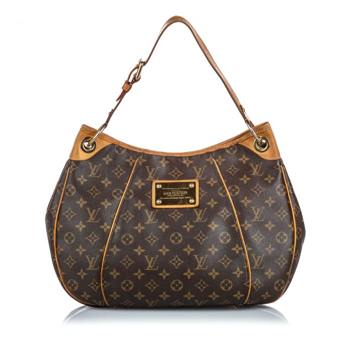 Image for Vintage Louis Vuitton Monogram Galliera PM Brown
