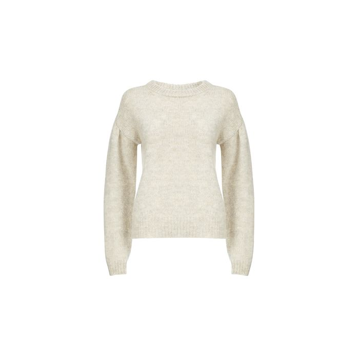 Image for Vine Ecru Mohair-Blend Jumper - Cream