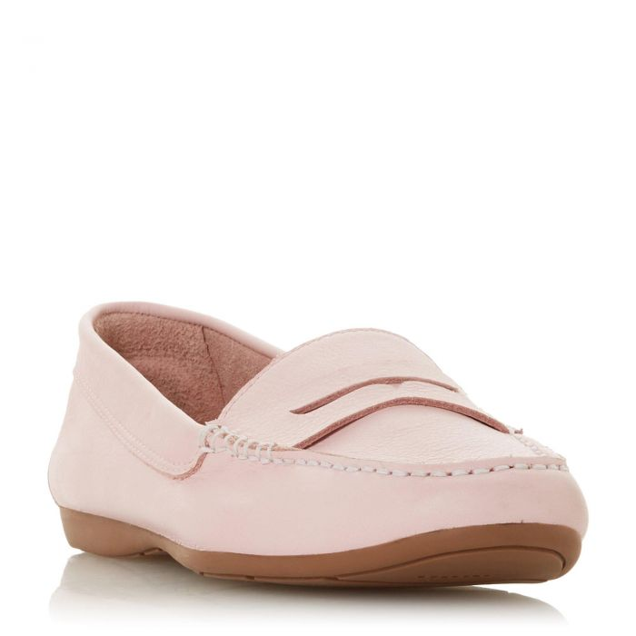 Image for Dune Ladies GROVER Saddle Detail Loafer