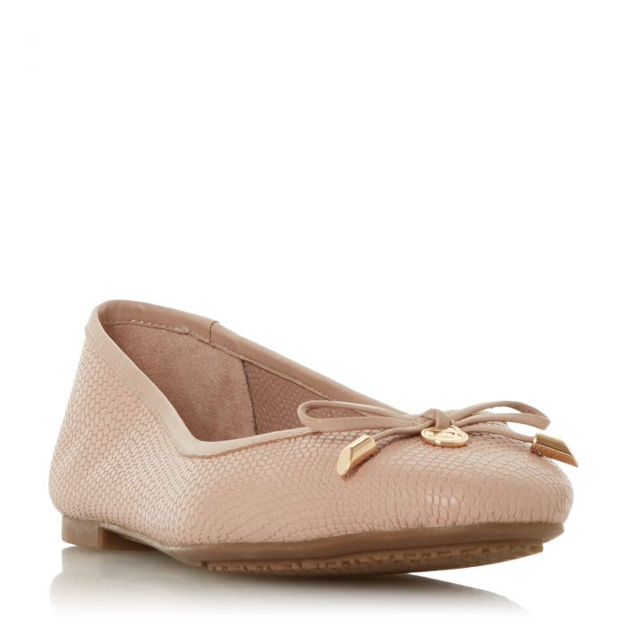Image for Dune Ladies HARPAR Round Toe Ballerina Pump