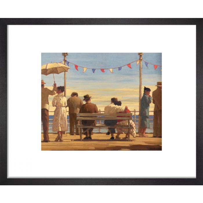 Image for The Pier by Jack Vettriano