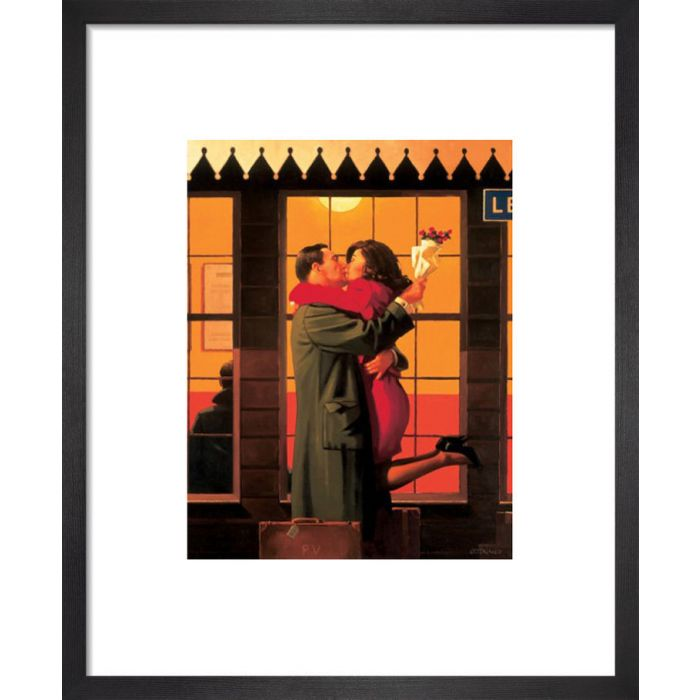 Image for Back Where You Belong by Jack Vettriano
