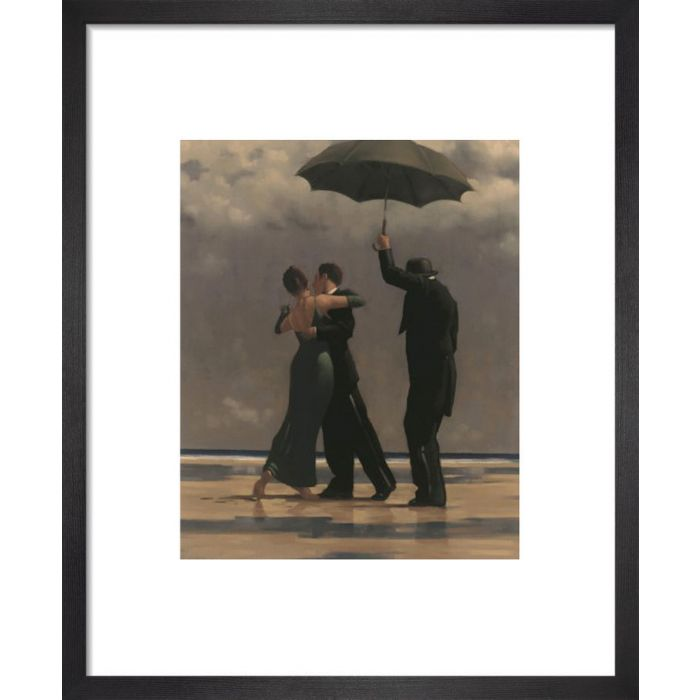 Image for Dancer In Emerald by Jack Vettriano