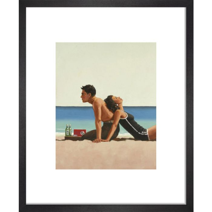 Image for Beach Lovers by Jack Vettriano