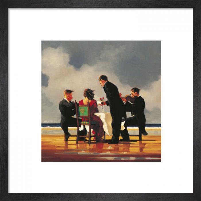 Image for Elegy To A Dead Admiral by Jack Vettriano